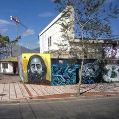 Marley en la California