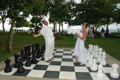 Dont k now how to play chess, but it was fun!
