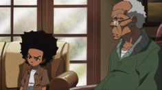 The Boondocks   Kodi TV Show