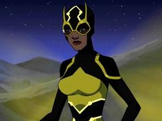 Bumblebee, Young Justice
