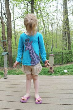 bubble pocket shorts