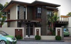 2 storey house design, house exterior design, house outside des