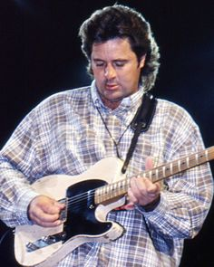 Vince Gill Went To Classen High School In Oklahoma City, Oklahoma