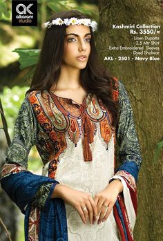Formal Wear Suits For Girls By Alkaram From 2014 & 2015 Pakistani Street Style, Pakistani Designers, Winter Collection, Designer Collection, Formal Wear, Dress Brands, Casual Dresses, Glamour, Couture