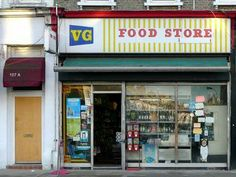 Lol the old VG shop..