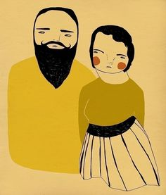 I want this...it would be a picture of us if Gus had a full beard.