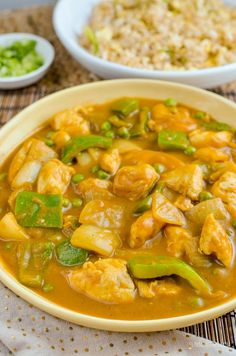 Slimming Eats Syn Free Chinese Chicken Curry – gluten free, dairy free, Slimming… Slimming Eats Syn Free Chinese Chicken Curry – gluten free, dairy free, Slimming World and Weight Watchers friendly Slimming World Fakeaway, Slimming World Dinners, Slimming World Recipes Syn Free, Slimming World Diet, Slimming Eats, Slimming Workd, Chicken Curry Slimming World, Chinese Beef Recipes, Cooking Recipes