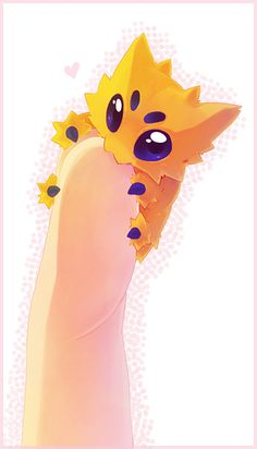Joltik, i now have a fourth favourite pokemon. I promised myself there wouldn't be a 4th...then this adorable had to happen. - Hayley