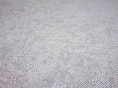 Japanese Artist Motoi Yamamoto created this amazing artwork with just table salt. He spends hunderds of hours, creating salt paterns, staircases of salt blocks or even a salt labyrinth. At the end of each show, Yamamoto sweeps away his artwork and returns the salt to the sea.