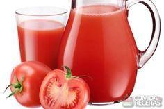 Receita de Suco de tomate natural em receitas de bebidas e sucos, veja essa e outras receitas aqui!