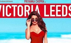 Baywatch new poster: Priyanka Chopra is wearing red but it's not a bikini. See pic