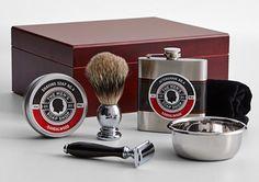 Men's Soap Shop Grooming Set Humidor | HellaWella