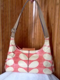 Orla Kiely etc Stem Shoulder/Xbody everyday summer BaG Cute L@@K!