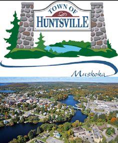 Beautiful Huntsville Ontario