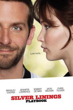 Silver Linings Playbook. ♡♥ this movie!!