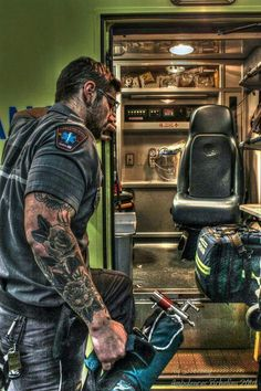 I want to become a E.M.T. (Emergency Medical Technicians) This is one of my Life Goals.