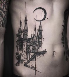 35 of the Best Architecture Tattoos or How To Have Your World on a Sleeve - KickAss Things
