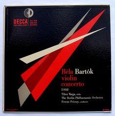 Bela Bartok Violin Concerto Erik Nitsche.