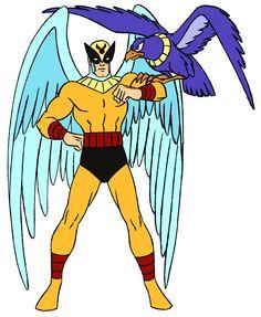 Birdman by FaGian on DeviantArt Classic Cartoon Characters, Cartoon Tv Shows, Dc Comics Characters, Classic Cartoons, Hanna Barbera, Fictional Heroes, Fictional Characters, Birdman, Comics Und Cartoons