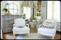 Shabby & stylish