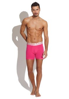 love a man who will wear pink...