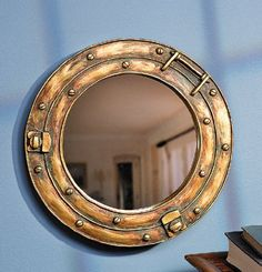 Nautical Ship Porthole Mirror Wall Decor OTC http://www.amazon.com/dp/B00BUE34QM/ref=cm_sw_r_pi_dp_q4Rhvb0H8MZEZ