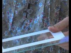 Pébéo - Peindre sur un cadre en verre avec Fantasy Moon