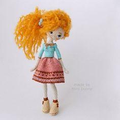 Yulia, happy dollmaker✌😋 mint.bunny