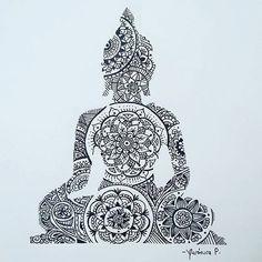 Image result for dessin tatouage yoga