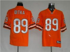 http://www.xjersey.com/bears-89-mike-ditka-orange-jerseys.html Only$34.00 BEARS 89 MIKE DITKA ORANGE JERSEYS Free Shipping!