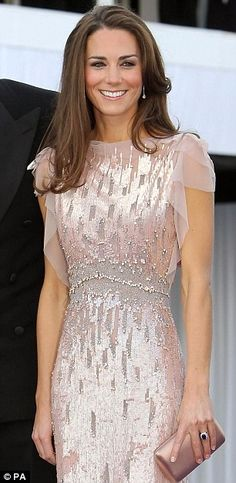 The Duchess Of Cambridge (pictured) and her mother Carole Middleton have come up with a bi...