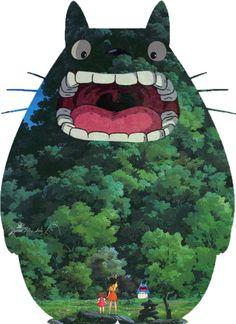My Neighbor Totoro.