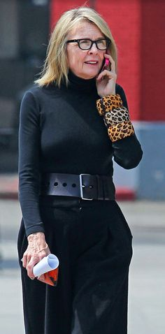 Diane Keaton phone phone phone …….