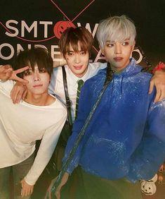 NCT Yuta-L Jaehyun-Taki Taeyong-Jack Frost aawwwwwe cuties Nct 127, Nct Yuta, Nct Taeyong, Winwin, Jack Frost, Super Junior, K Pop, L Cosplay, Lasagna