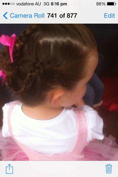 My beautiful niece @ her birthday party x