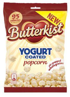 Butterkist Yogurt Coated Popcorn