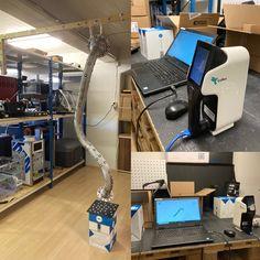 Putki 3D-skannattiin Calibry 3D-skannerilla. Desk, 3d, Furniture, Home Decor, Desktop, Decoration Home, Room Decor, Table Desk, Home Furnishings