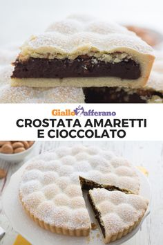 Delicious Desserts, Dessert Recipes, Sweet Corner, Italy Food, Romanian Food, Flourless Chocolate, Italian Desserts, Cakes And More, Yummy Cakes