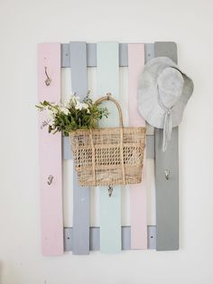 Ladder Decor, My House, Sweet Home, Palette, Abstract, Creative, Design, Diy, Palazzo