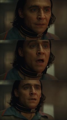 Loki got emotional after seeing himself in the future, choked by Thanos in the event of Infinity War. Screenshot from Episode 1. Loki Tv, Marvel Avengers, Thor, Avengers Movies, Marvel Characters, Marvel Movies, Smallville, Alexander Kent, Man Thing Marvel