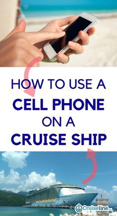 Not everyone realizes cell phones work on cruise ships. Since service and rates change at sea, here are the cheapest ways to use a cell phone on a cruise ship. Take a cruise now on the best cruise ships Bahamas Cruise, Cruise Port, Cruise Travel, Cruise Vacation, Vacation Countdown, Vacation Checklist, Honeymoon Cruise, Vacation Packing, Vacation Outfits