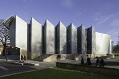 Gallery of Princess Alexandra Auditorium / Associated Architects LLP - 1