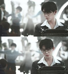 Yoo Ah In - Chicago Typewriter