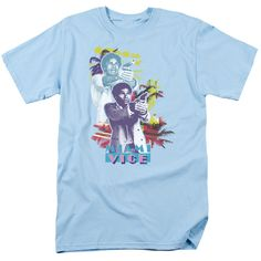 Miami Vice: Freeze T-Shirt