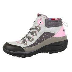 Discovery Expedition Women's Rugged Outdoor Trekking Lace-Up Boot w/ High Arch * To view further for this item, visit the image link.