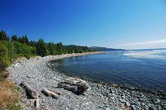Jordan River, South Coast Vancouver Island, British Columbia, Canada   by BCVacation