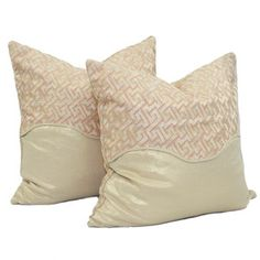 Pretty In Pink Pillow Pair now featured on Fab.