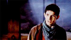happy merlin, i am safe see now i can die for you again