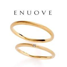 結婚指輪一覧   ENUOVE   婚約指輪・結婚指輪   マイナビウエディング  #marriagerings