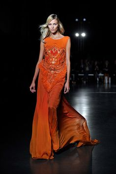 Matthew Williamson Spring 2012 #fashionweek